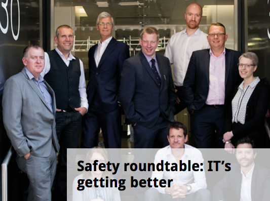 Health & safety at work roundtable